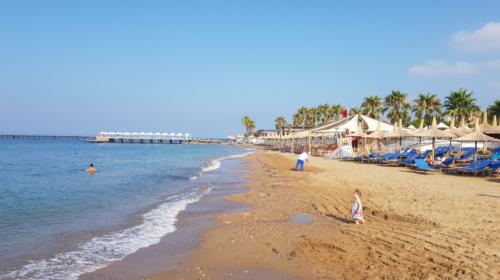 Пляж Соргун в Сиде