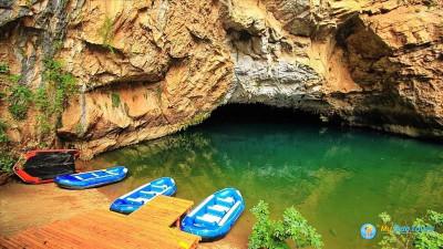 Altinbesik cave