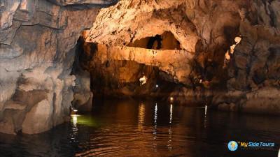 Пещера Алтынбешик и тур по лесу