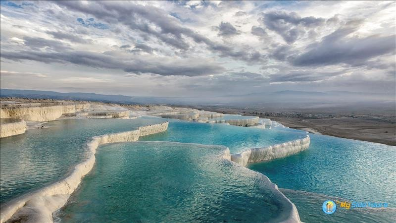 Pamukkale from Side