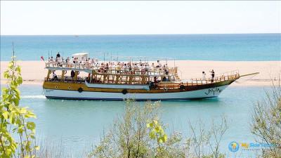 Манавгат яхт тур